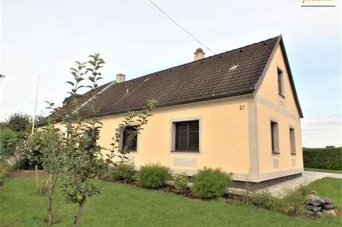 LANDLEBEN - Nettes Wohnhaus in einem kleinen Ort zwischen Herzogenburg und Sitzenberg-Reidling zu mieten
