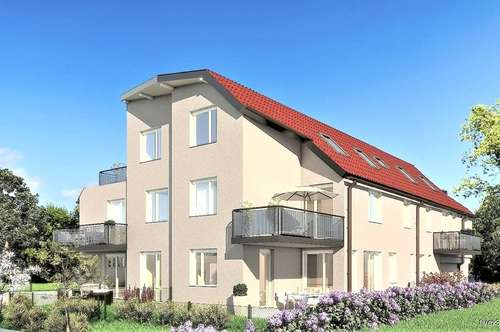 TOP-Wohnung mit Balkon und Stellplatz in guter Wohnlage von Tulln zu kaufen