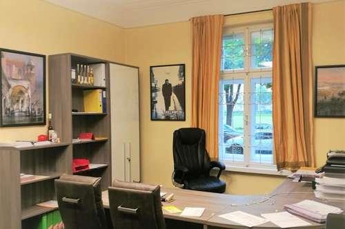 Schöne Büroflächen (wahlweise 1 oder 2 Büroräume) in bester Lage zu vermieten!