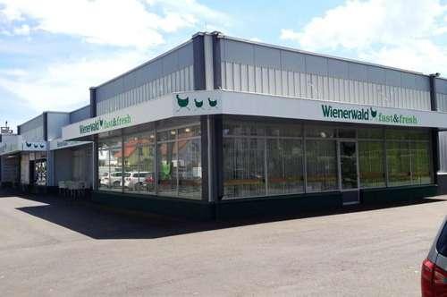 Geschäftslokal im größten Wohngebiet Klagenfurts zu vermieten!