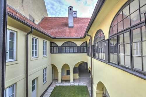 LEISTBAR - Exklusiv renovierte Büroflächen - BARRIEREFREI im klassischen Altbaustil, mitten im Zentrum von Klagenfurt zu vermieten