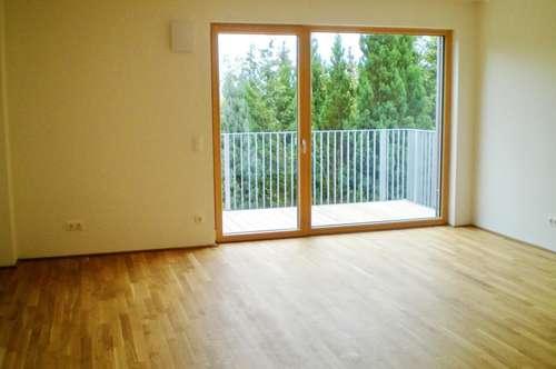 Schöne 2-Zimmer-Wohnung mit Balkon in ruhiger grüner Lage