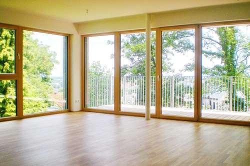 ERSTBEZUG - Großzügige Maisonette-Wohnung mit Garten,Terrasse,Balkon u. KFZ-Garagenplatz
