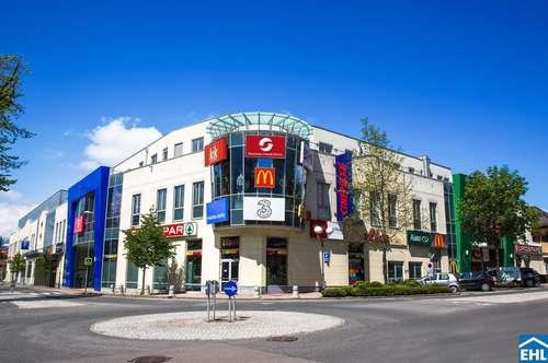 Geschäftsfläche im Stadpark Center Spittal!