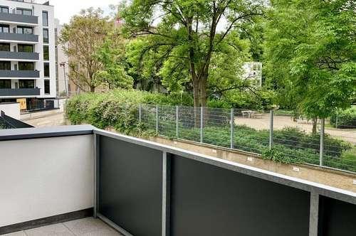 Moderner Erstbezug - 3 Zimmerwohnung am Sechshauserpark