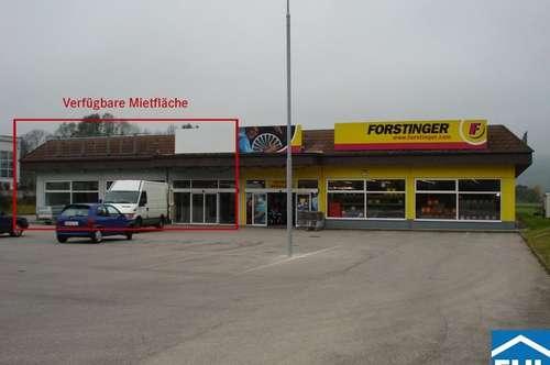 Geschäftsfläche an Kirchdorf an der Krems