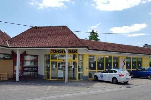 Geschäftsfläche in Braunau zu vermieten!