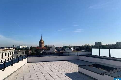 ERSTBEZUG - Moderne 2 Zimmer Wohnung am Erholungsgebiet Wienerberg – AMELIE