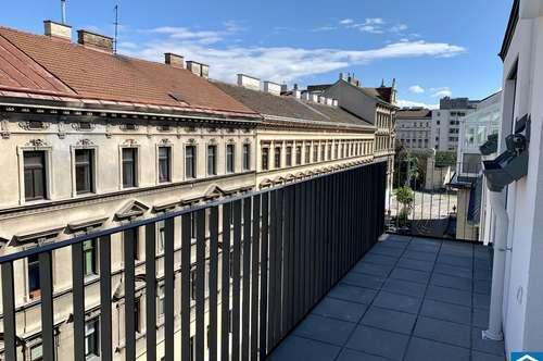 Traumhafte Dachgeschosswohnung - ERSTBEZUG!
