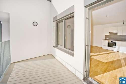 ERSTBEZUG – Traumhafte Erstbezugswohnung mit großzügiger Freifläche!