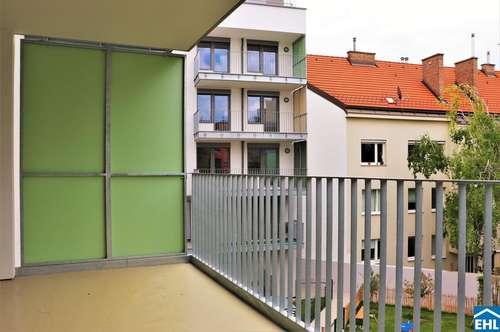 ERSTBEZUG: Wohnen im grünen Norden Wiens