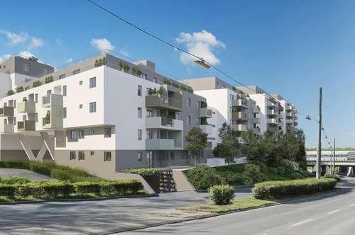 ERSTBEZUG - Wohnen am Stadtrand von Wien mit perfekter Verkehrsanbindung