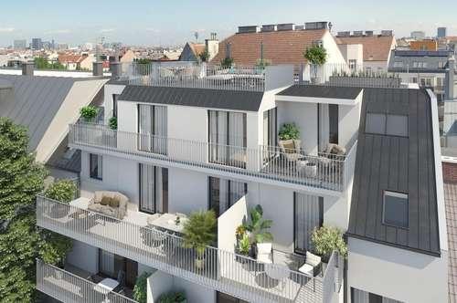 Smartes Neubauprojekt Nahe Erholungsgebiet Wienerberg!