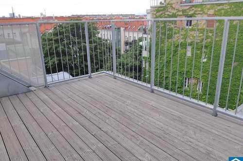 Schöne 3 Zimmerwohnung mit Terrasse