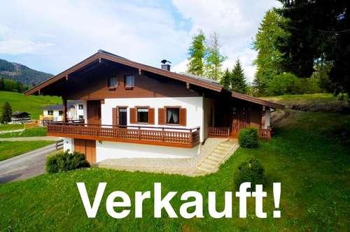 Gepflegtes Landhaus als Freizeitwohnsitz in Thiersee Mitterland