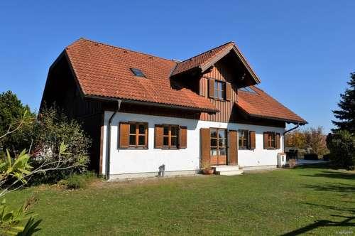 Wohlfühl-Landhaus mit Voralpenblick