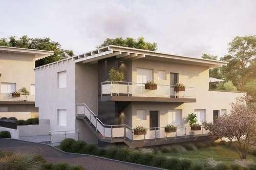 Silent Living Lannach !...exklusives Projekt.. zentrale Sackgassen und Waldrandlage mit Sonnengarantie !!
