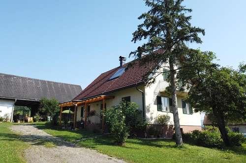 Wohnhaus samt Nebengebäuden in der Südsteiermark