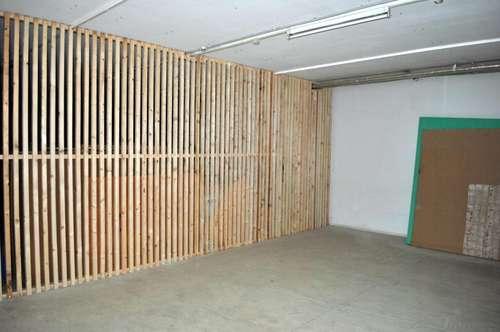 Lagerraum - flexibel ab 80 m², zentral erreichbar, LKW Rampe - nahe 8430 Leibnitz