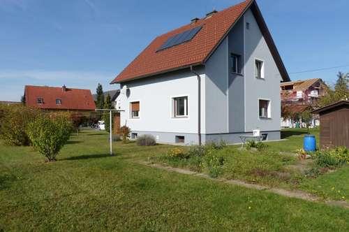 Schönes, neusaniertes Einfamilienhaus zur MIETE in Graz-Straßgang!