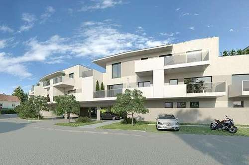 Wunderschöne 3-Zimmer-Neubauwohnung mit großem Balkon zur Miete in Kalsdorf!