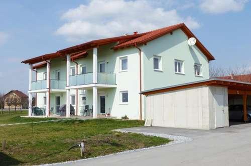Hochwertige, provisionsfreie 4-Zimmer-Wohnung (Neubau) direkt in Wagna mit Terrasse und Garten od. Balkon!!!