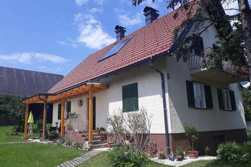 Pferdehaltung ideal! Landwirtschaft mit schönem Haus in der Südsteiermark