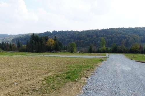 Wunderschöne Baugründe in Grünlage mit traumhafter Aussicht aufs Grazer Hügelland.
