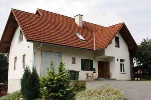 1ha großes Grundstück mit Einfamilienhaus und Nebengebäude in 8083 St. Stefan/Rosental