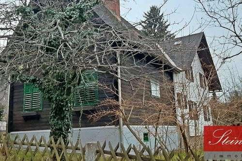 Waltendorf/Lustbühel: Gemütliches Ein- bzw. Zweifamilienhaus mit schönem Grundstück