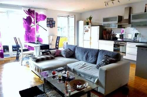Tolle, neuwertige Wohnung mit Tiefgarage und großen Balkon in Graz-Wetzelsdorf!