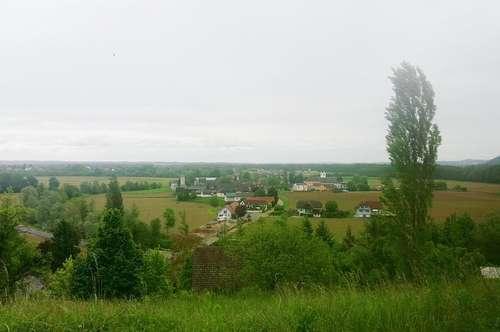 Schönes Baugrundstück in toller Aussichtslage in Bereich 8403 Langaberg - teilbar
