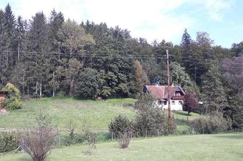 Sonniger Baugrund in ruhiger Lage in der Südsteiermark in 8454 Hardegg bei Arnfels nahe Leibnitz oder Gamlitz