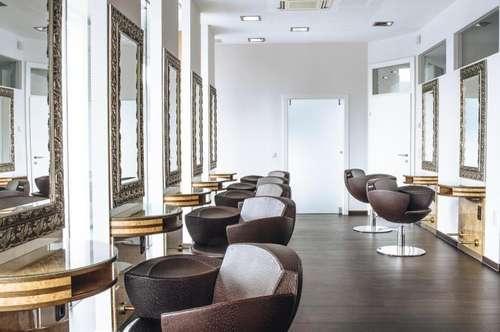 Exklusiver, neuwertiger Friseursalon in der Tourismusgemeinde Gamlitz im Zentrum der Südsteiermark