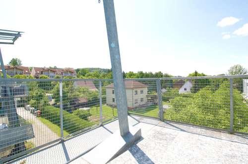 Attraktive und freundliche 3- Zimmer Wohnung mit 13 m² Südterrasse in Andritz