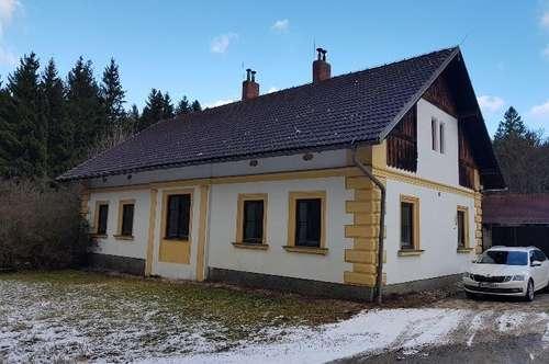 Forsthaus Riegersburg zu vermieten