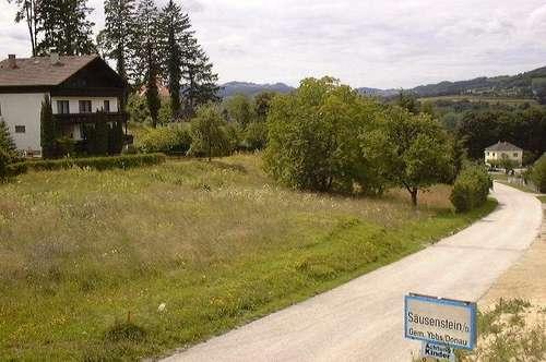 Baugrundstück in Säusenstein