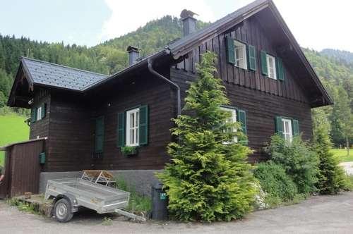Forsthaus Lämmerbach in Hintersee