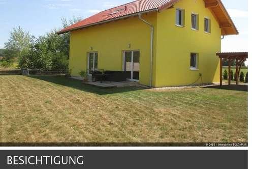 Neubau-Massivhaus (Bj. 2014) - Grünruhelage in 3710 Ziersdorf ! (RESERVIERT)