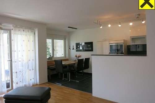 Sonnige 4-Zimmer-Wohnung mit schöner Terrasse