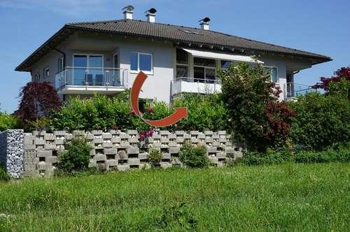 """""""Haus im Haus"""" - Wohnen und Arbeiten - Mondsee, Seeblick, Sonnenterrasse, Wintergarten, Doppelgarage, Galerie ! ! !"""