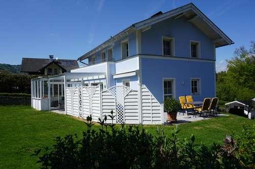 SCHÖNER WOHNEN ! ! ! Topgepflegtes Einfamilienhaus Mondsee-Gaisberg - erstklassige Wohngegend ! ! !