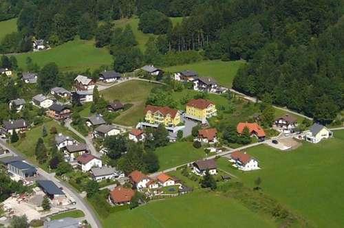 Wohnen wo andere Urlaub machen - Sensationelle Lage zwischen Mondsee und Attersee - PROVISIONSFREIER ERWERB ! ! !