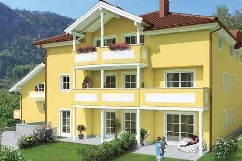 ERSTBEZUG - 3 Zi. DG-Wohnung - Sensationelle Lage zwischen Mondsee und Attersee - KEINE KÄUFERPROVISION ! ! !