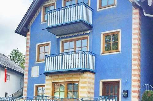 Charmantes Stadthaus mit 3 Wohneinheiten im Ortszentrum von Neumarkt am Wallersee