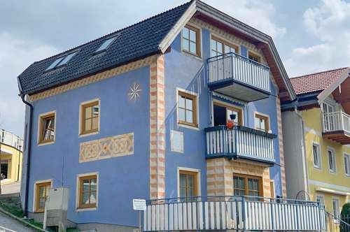 ANLAGEOBJEKT !! Charmantes Stadthaus mit 3 Wohneinheiten im Ortszentrum