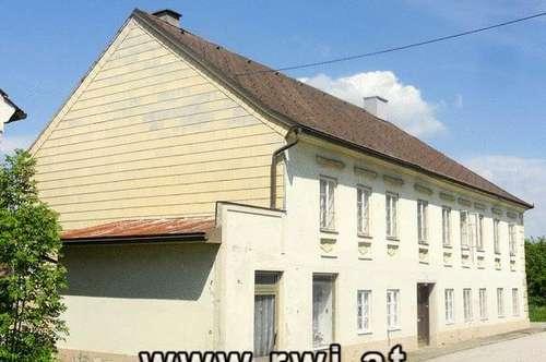 Altwohnhaus mit Grundzukaufsmöglichkeit