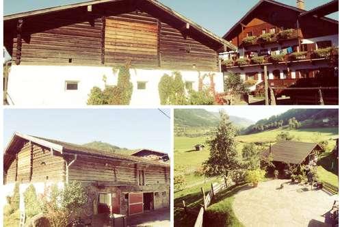 Traditionelles Bauernhaus in idyllischer Lage in Bruck