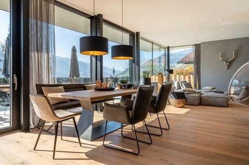 Moderne Doppelhaushälfte mit 2 Wohneinheiten in Piesendorf – TOURISTISCHE VERMIETUNG MÖGLICH