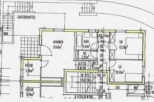 Fulpmes-Stubaital 3 Zimmer Terrassengartenwohnung mit Garage